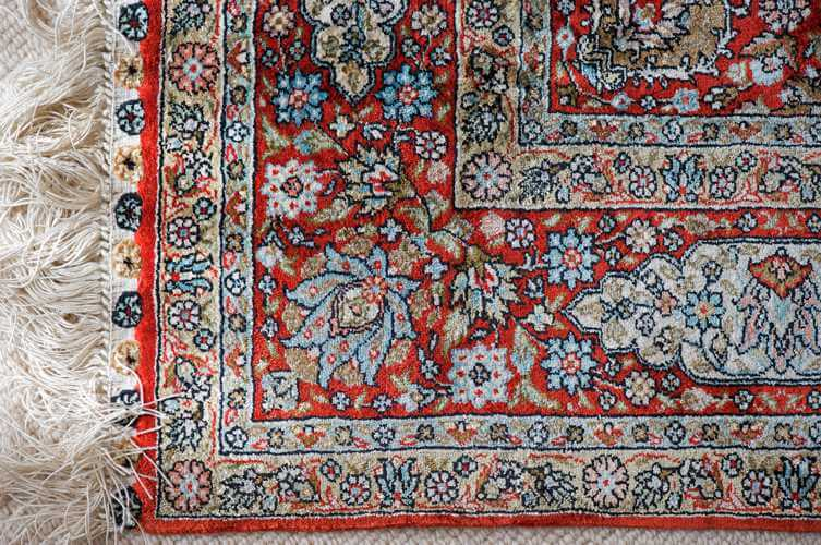 Do You Clean Silk Rugs?