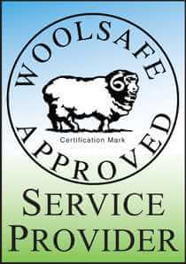 Woolsafe Certified Service Provider